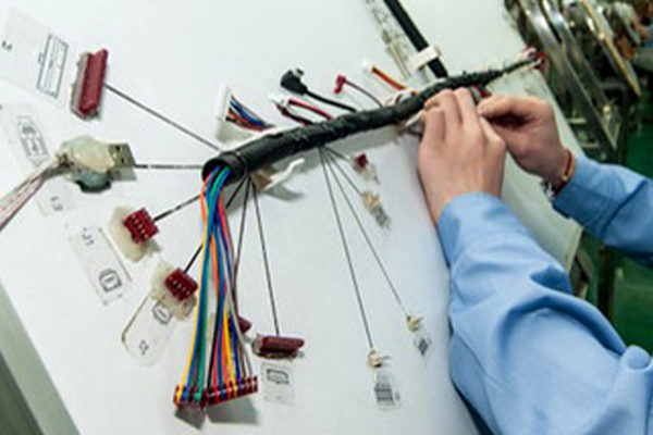 Wire Harnessing Assembly